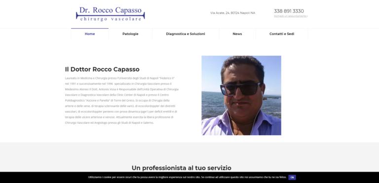 Dr. Rocco Capasso Chirurgo vascolare