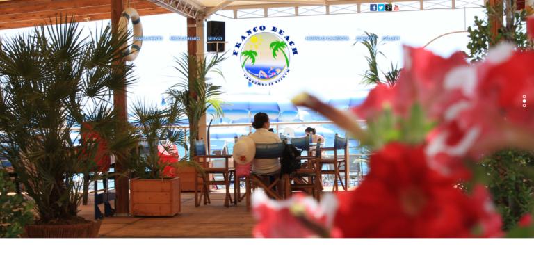 Lido Franco Beach  Lido balneare