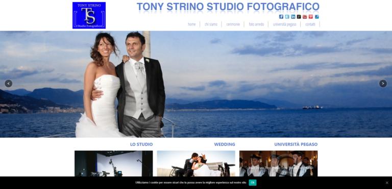 Tony Strino  Fotografo